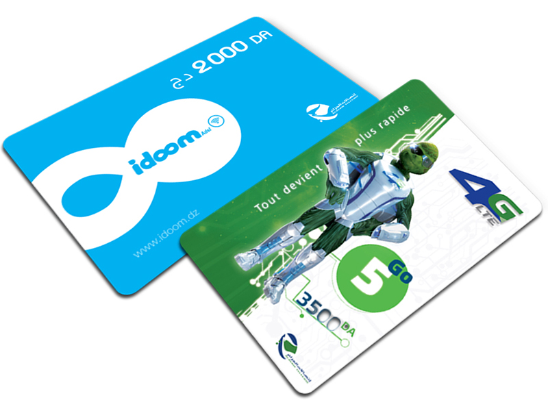 Recharge Card Benefits & Features