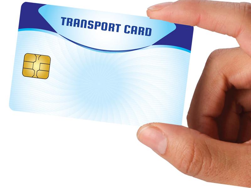 Transport Subscription Card